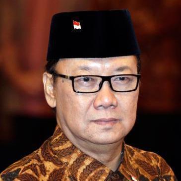 Menteri Dalam Negeri, Tjahjo Kumolo.