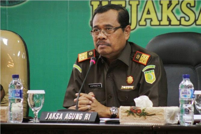 Jaksa Agung RI, HM Prasetyo Adalah Sosok Yang Santer Diisukan Akan Di-Reshuffle Pada Perombakan Kabinet Keerja Jilid II.